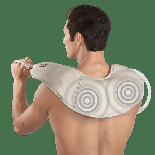 Trummeldav massaaž aitab-kaelavalu-vastu